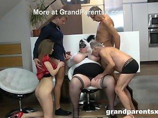 mastuabate grandparentsx